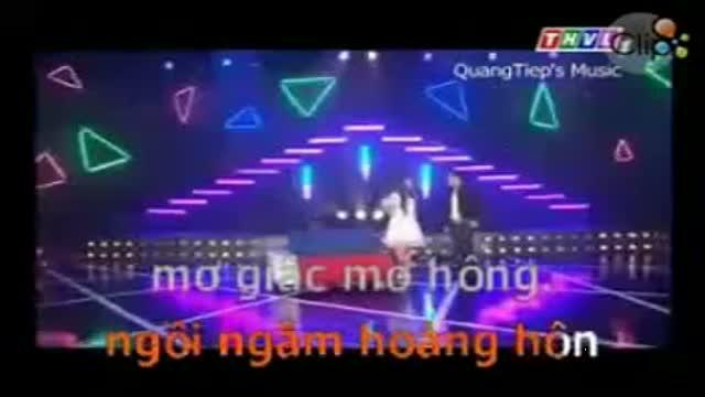 Ca nhạc Hoàng hôn ấm áp (Karaoke) - Vân Quang Long, Trương Quỳnh Anh