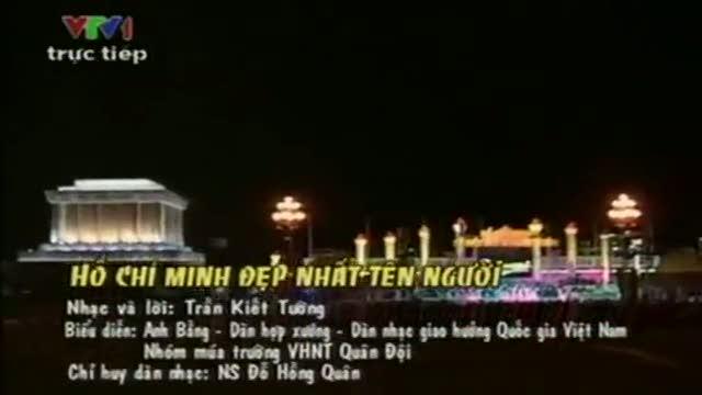 Tải nhạc hình hay Hồ Chí Minh Đẹp Nhất Tên NgườI (Hồ Chí Minh Cả Một Đời Vì Nước Vì Dân) hot nhất về điện thoại