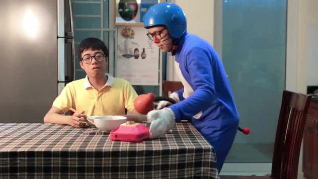 Xem MV Doremon Việt Nam (Doraemon In Real Life) - V.A