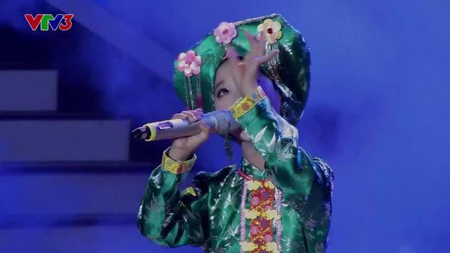 Ca nhạc Bán Kết Vn'S Got Talent: Thị Mầu Đức Vĩnh - Hát Chầu Văn