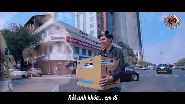 Xem MV Anh Khóc Rồi - Ron, Julian Khang