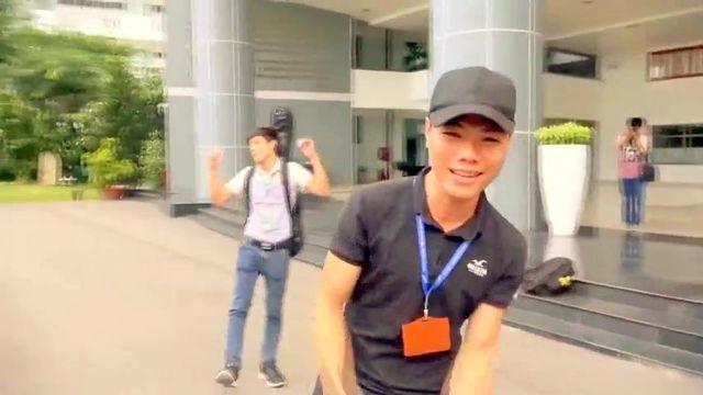 Xem MV TDT On Fly - J.K, SuPin, Nam Dương