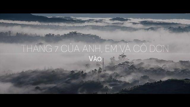 Ca nhạc Tháng 7 Của Anh, Em Và Cô Đơn (Lyric Video) - Khói | MV - Nhạc Mp4 Online