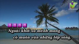 Tải Nhạc Biển Hát Lời Anh Ca (Karaoke) - Anh Thơ