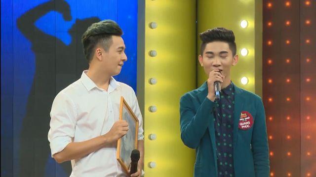 Tải nhạc hình hot Chàng Trai Nhân Viên Phục Vụ Cover Hit Của Anh Quân Idol Cực Tình Cảm (Ca Sĩ Giấu Mặt Tập 11) nhanh nhất