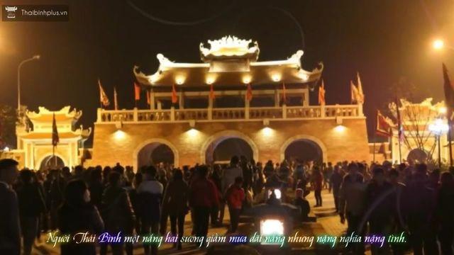 MV Thái Bình Nơi Tôi Sinh Ra - Nguyễn Hoàng Phong