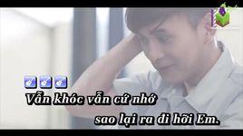 Tải Nhạc Con Tim Hoang Mang (Karaoke) - Hồ Quang Hiếu