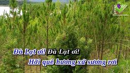 Tải Nhạc Đà Lạt Hoàng Hôn (Karaoke) - Đàm Vĩnh Hưng