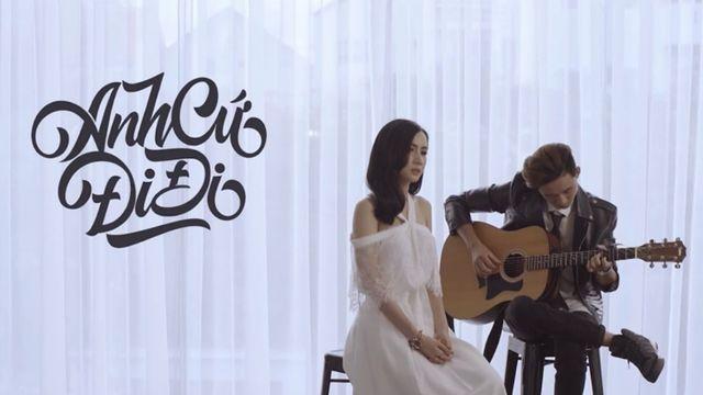 Xem video nhạc Anh Cứ Đi Đi (Acoustic Cover) nhanh nhất