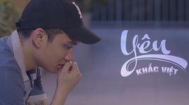 Tải Nhạc Yêu (Karaoke) - Khắc Việt