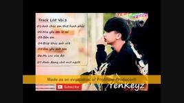 Tải Nhạc Tuyển Tập Những Ca Khúc Rap Vol. 1 - YenKeyz