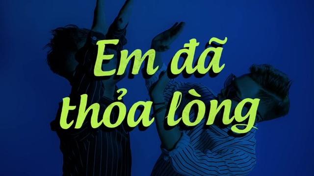 Ca nhạc Đứng Rồi Lại Ngồi (Lyric Video) - Lê Hoàng Phong, Lê Minh Phương