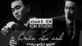 Tải Nhạc Buồn Của Anh(Karaoke) - K-ICM