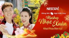 Tải Nhạc Mashup Nhạc Xuân Khai Pháo Đón Lộc 2018 - Đông Nhi