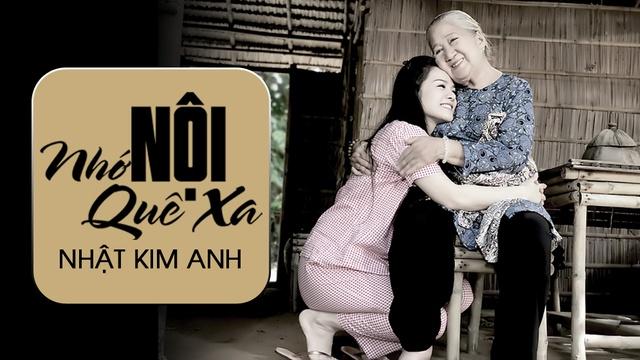 Ca nhạc Nhớ Nội Quê Xa - Nhật Kim Anh