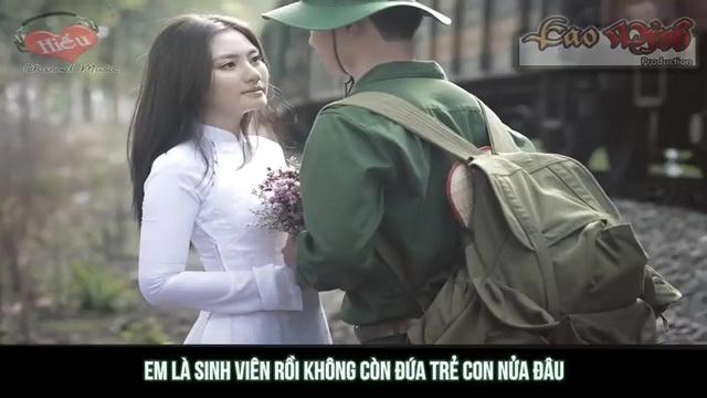 Chuyện Tình Người Lính (Lyrics Video) - Kizzik, Quân Đao