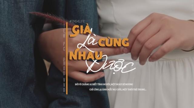 MV Già Cùng Nhau Là Được - Tùng TeA, PC