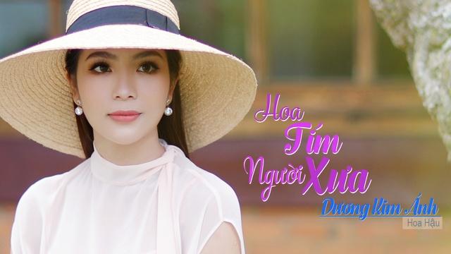 MV Hoa Tím Người Xưa - Dương Kim Ánh