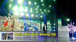 Tải Nhạc Xuân Này Con Không Về (Karaoke) - Chế Minh
