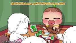 Tải Nhạc Bạn Tôi Có Con Vợ Bị Khùng - Quỳnh Aka