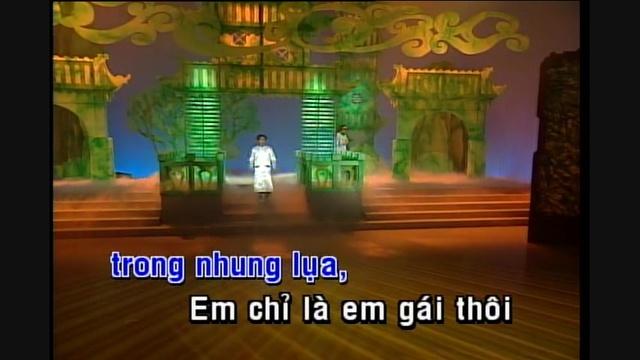 MV Ai Bảo Em Là Giai Nhân (Karaoke) - Gia Huy