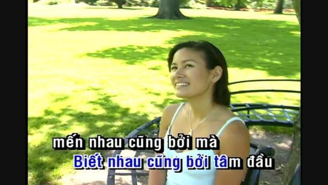 Duyên Tình (Karaoke) - Khánh Hoàng