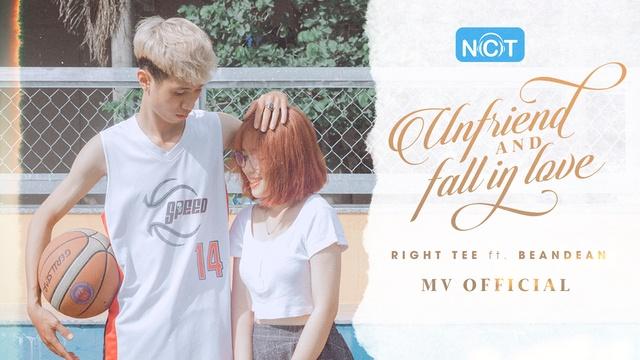 Xem MV Unfriend And Fall In Love - Right Tee, Beandean
