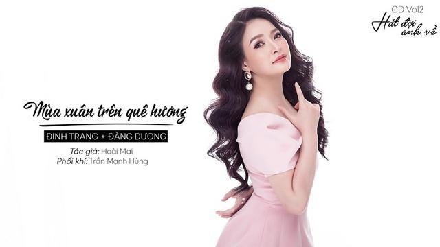 Mùa Xuân Trên Quê Hương (Audio) - Đăng Dương (NSƯT), Đinh Trang | MV - Nhạc Mp4 Online
