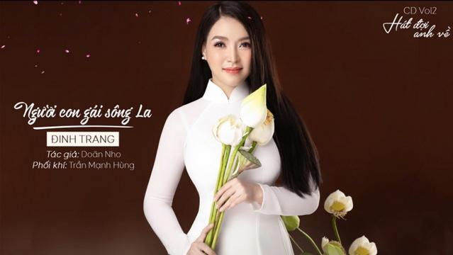 Xem MV Người Con Gái Sông La (Audio) - Đinh Trang | MV - Nhạc Mp4 Online