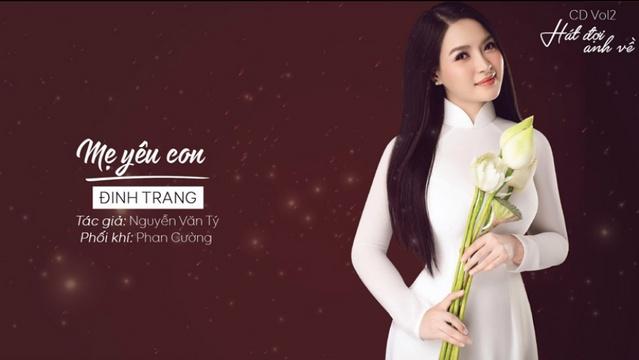 Xem MV Mẹ Yêu Con (Audio) - Đinh Trang