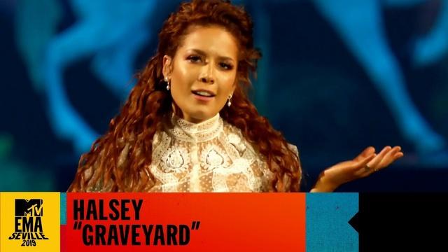 Graveyard (Live On The MTV EMAs / 2019) - Halsey