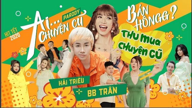 Xem MV Aiiii Chuyện Cũ Bán Hông (Parody) - BB Trần, Hải Triều, Võ Đăng Khoa   Video - MV Ca Nhạc