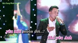 Tải Nhạc Nếu Chúng Mình Cách Trở (Karaoke) - Chế Minh