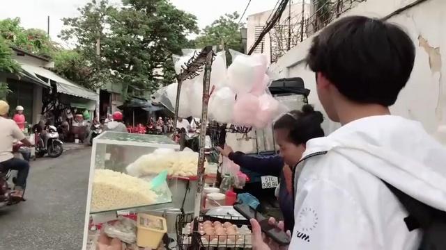 Ăn Nát Cổng Trường Hoàng Hoa Thám Với 86k (Bông Tím, Duy Huy) - V.A | Video - MV Ca Nhạc