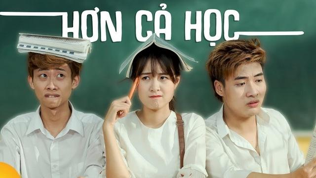 Xem MV Hơn Cả Học (Từng Yêu Parody) - Đào Nguyễn Ánh, Trần Hiếu Trung