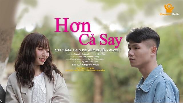 Tải nhạc hay Hơn Cả Say - Anh Chàng Hai Sung (Nhạc Chế) online