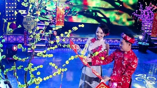 Khúc Nhạc Ngày Xuân - Fony Trung, Kim Thư