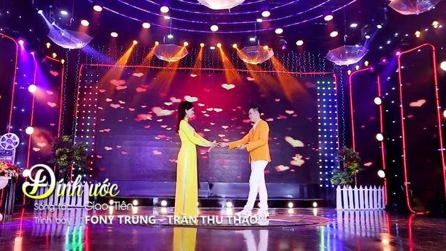 Ca nhạc Đính Ước - Fony Trung, Trần Thu Thảo | MV - Nhạc Mp4 Online