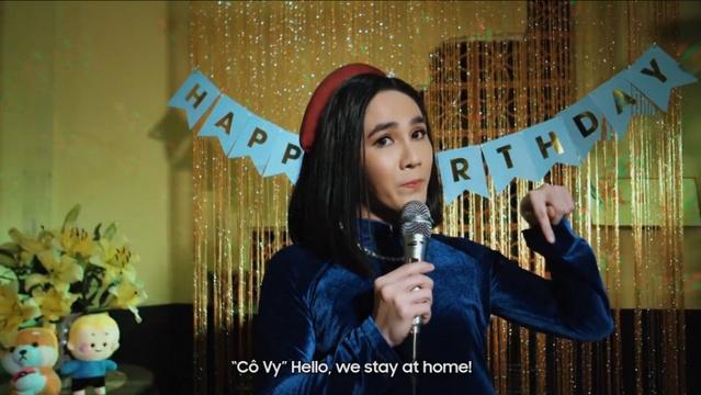 MV Đưa Cô Vy Đi - We Stay At Home (Đi Đu Đưa Đi Cover) - Huỳnh Lập
