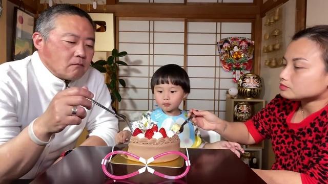 Ca nhạc Chính Thức Thất Nghiệp Mùa Cô Vy Nên Sinh Thần Của Papa Chỉ Có Thế - Cuộc Sống Ở Nhật #546 - Quynh Tran JP