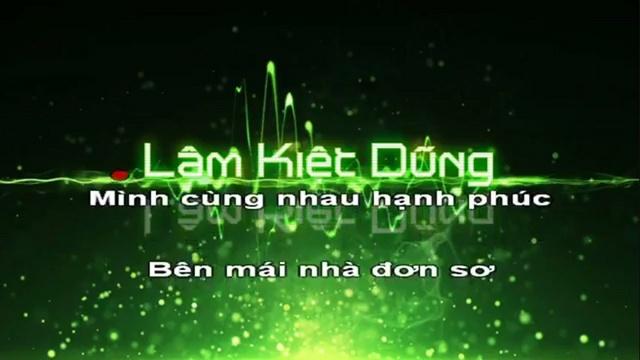 Xem MV Trọn Đời Yêu Nhau - Lâm Kiệt Dũng