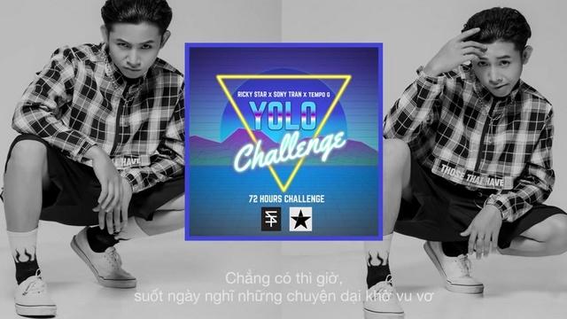 Ca nhạc Yolo (Lyric Video) - Tempo G, Ricky Star, Summer Vee, Sony Tran