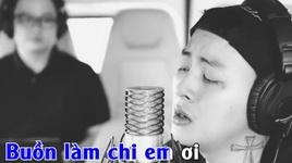 Tải Nhạc Buồn Làm Chi Em Ơi (Karaoke) - Hoài Lâm