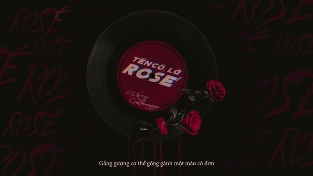 Xem MV Tên Cô Là Rosé (Lyric Video) - Wang, Galaxyy, Lusic   MV - Ca Nhạc