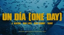 Tải Nhạc Un Día (One Day) - J Balvin
