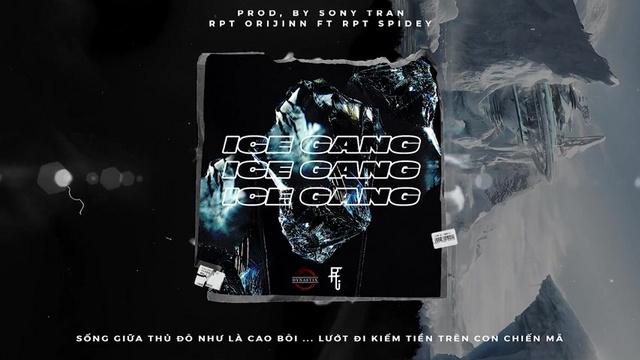 Icé Gang (Lyric Video) - Orijinn, Spidey