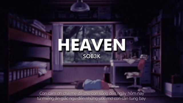 Heaven (Lyric Video) - Sob3k