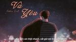 Tải nhạc hình Và yêu (Lyric Video) về điện thoại