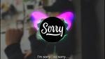 Download nhạc hay Sorry (Lyric Video) nhanh nhất về máy
