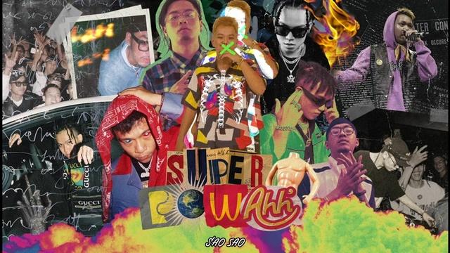 Super Power (Lyric Video) - Pjpo, Minh Lai, SMO, Lil Wuyn, Khoa Wzzzy